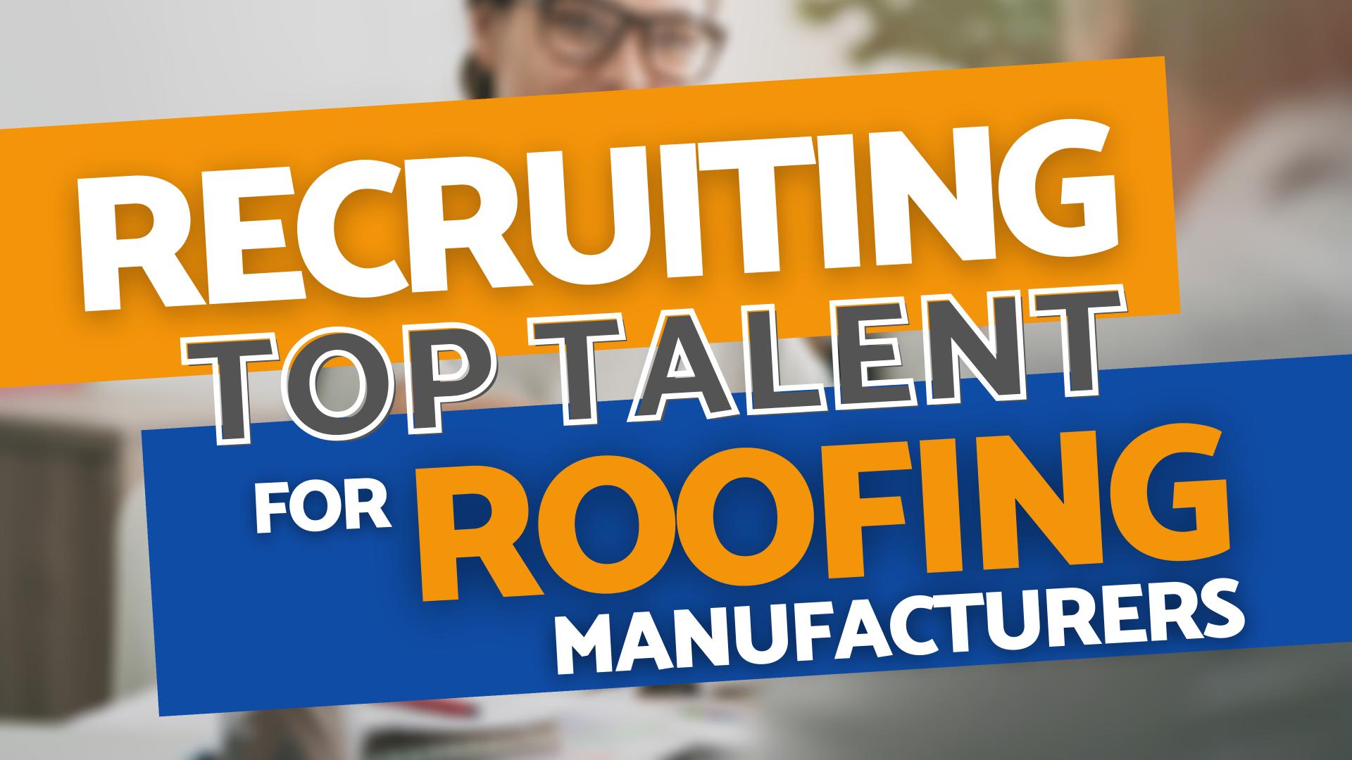 recruiting top talent